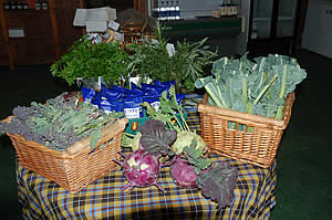 We sell a wide range of local produce